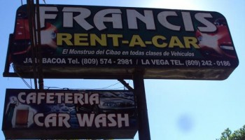 Francis Rent a Car