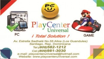 Play Center Universal