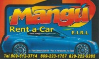 Mangú Rent A Car