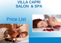 Villa Capri Salon SPA